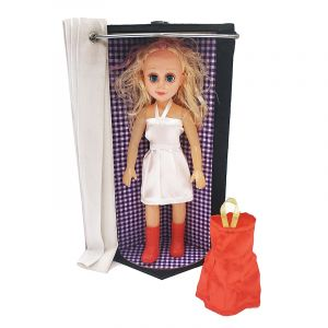 DRESS CHANGING DOLL - TORA