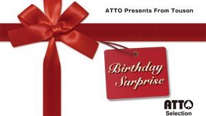 tour de magie BIRTHDAY SURPRISE