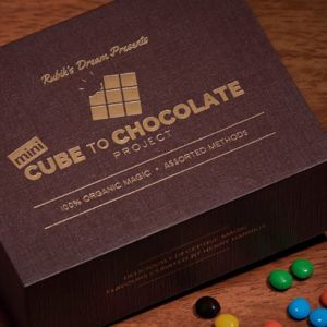 MINI CUBE TO CHOCOLATE - Henry HARRIUS