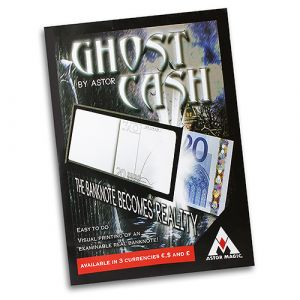 tour de magie ghost cash