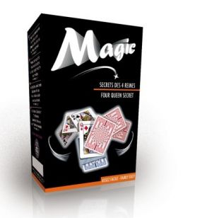 tour de magie le secret des 4 reines par OID MAGIC