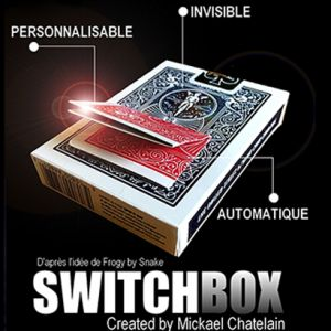 SWITCH BOX (rouge)