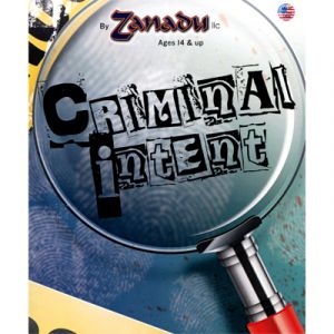 le tour de magie CRIMINAL IKNTENT par zanadu MAGIC