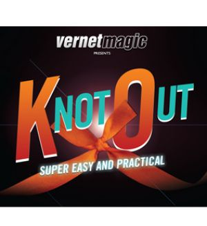 tour de magie Knot out par VERNET