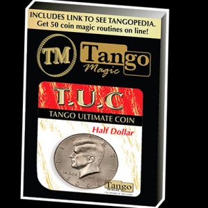 TUC Demi-Dollar - Tango Ultimate Coin Half Dollar