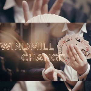 WINDMILL CHANGE - DVD - Jin