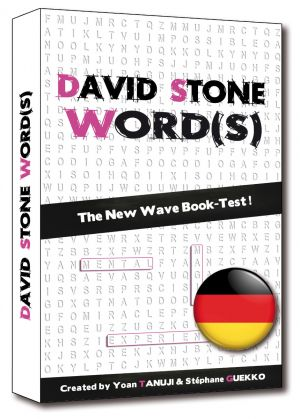 david stone words : word search puzzle book test by Yoan TANUJI et Stéphane GUEKKO