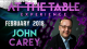 At The Table Live Lecture John Carey 21/02/2018 - video DOWNLOAD