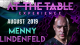 At The Table Live Lecture Menny Lindenfeld 3 August 21st 2019 video