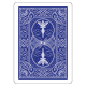 Jeu de Cartes Bicycle Mandolin - Bleu - US Playing Card Cie