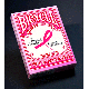 Jeu de cartes Pink Ribbon