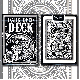 Eco Jeu de cartes Dark - RSVP Magic