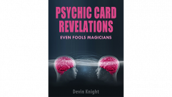 Psychic Card Revelations by Devin Knight eBook