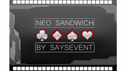 Neo Sandwich by SaysevenT video