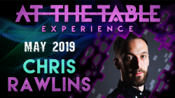 At The Table Live Lecture Chris Rawlins 2 May 15th 2019 video