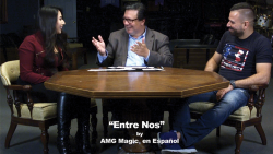 Entre Nos by AMG Magic (Spanish Only) video