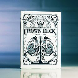 CROWN DECK SNOW - Jeu de Cartes