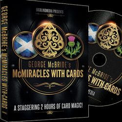MCMIRACLES WITH CARDS - DVD