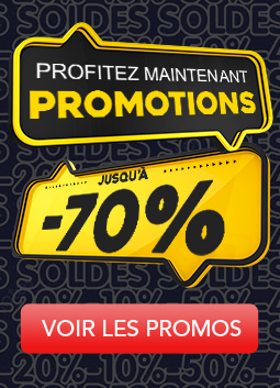 Faites le plein de bonnes affaires, les promotions continuent chez Magic Dream !